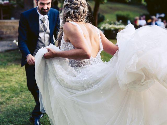 Il matrimonio di Andrea e Elisa a Sarzana, La Spezia 124