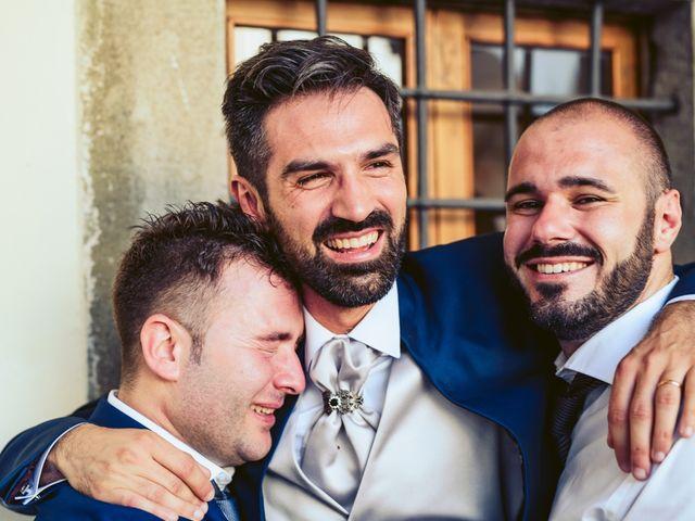 Il matrimonio di Andrea e Elisa a Sarzana, La Spezia 135