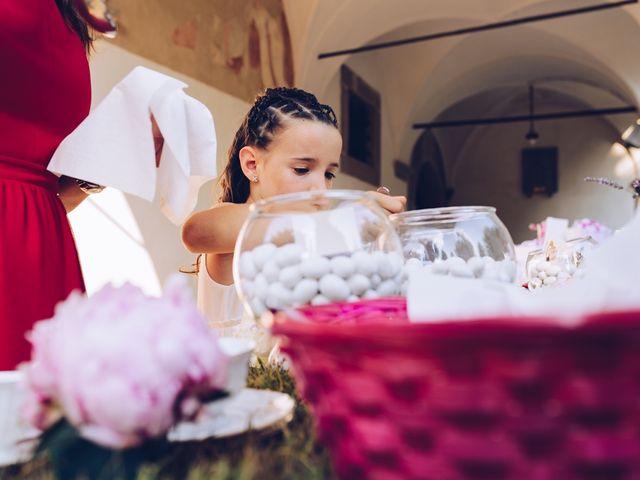 Il matrimonio di Andrea e Elisa a Sarzana, La Spezia 139