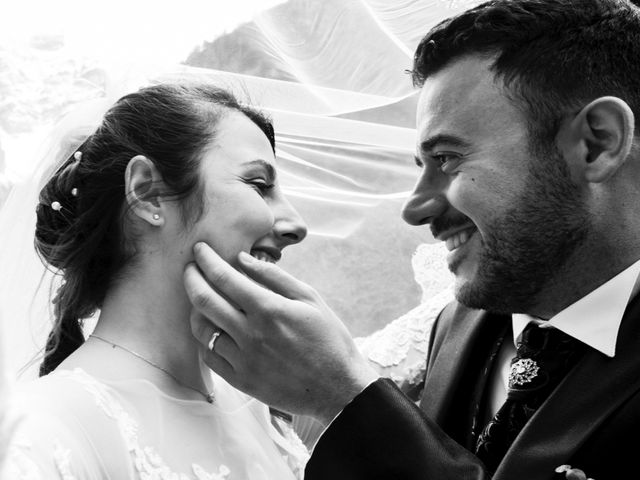 Le nozze di Pamela e Salvatore
