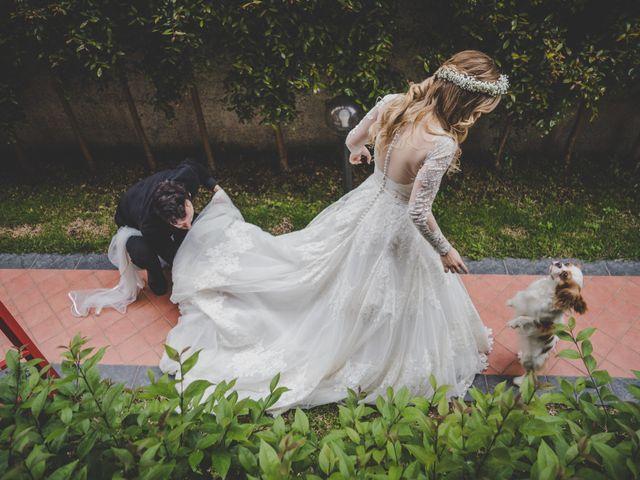 Il matrimonio di Manuel e Simona a Aci Castello, Catania 24