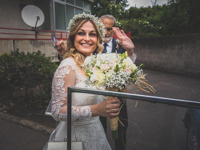 Il matrimonio di Manuel e Simona a Aci Castello, Catania 27