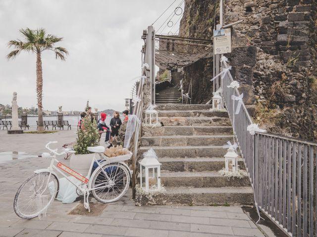 Il matrimonio di Manuel e Simona a Aci Castello, Catania 29