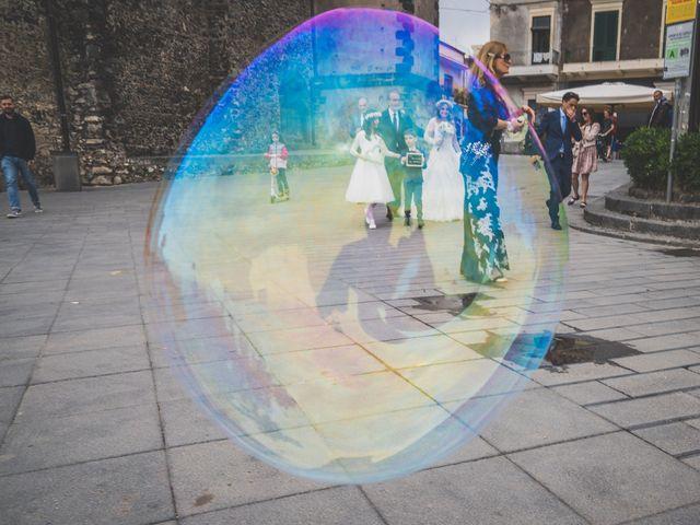 Il matrimonio di Manuel e Simona a Aci Castello, Catania 31