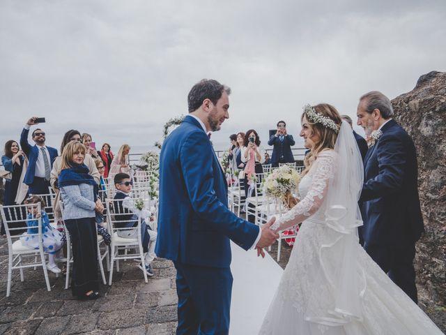 Il matrimonio di Manuel e Simona a Aci Castello, Catania 32