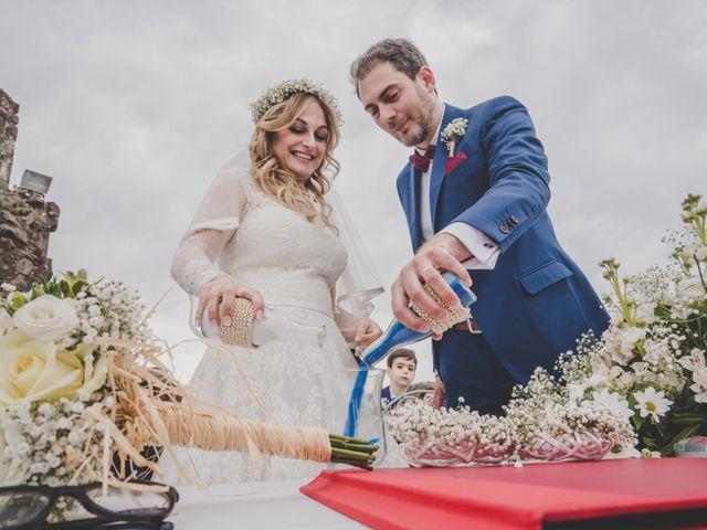 Il matrimonio di Manuel e Simona a Aci Castello, Catania 36