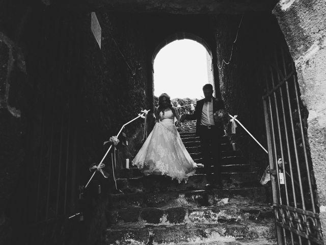 Il matrimonio di Manuel e Simona a Aci Castello, Catania 42