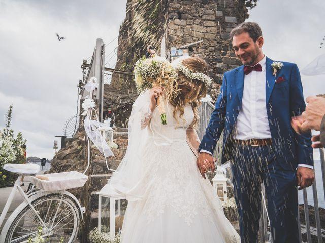 Il matrimonio di Manuel e Simona a Aci Castello, Catania 43