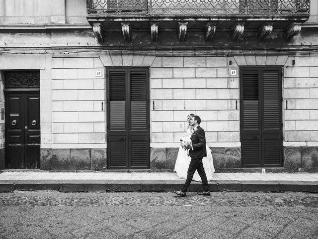 Il matrimonio di Manuel e Simona a Aci Castello, Catania 44