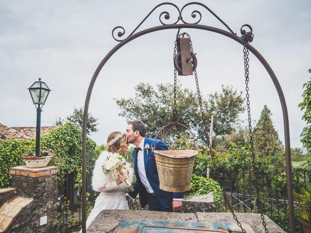Il matrimonio di Manuel e Simona a Aci Castello, Catania 47