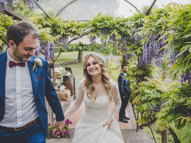 Il matrimonio di Manuel e Simona a Aci Castello, Catania 53