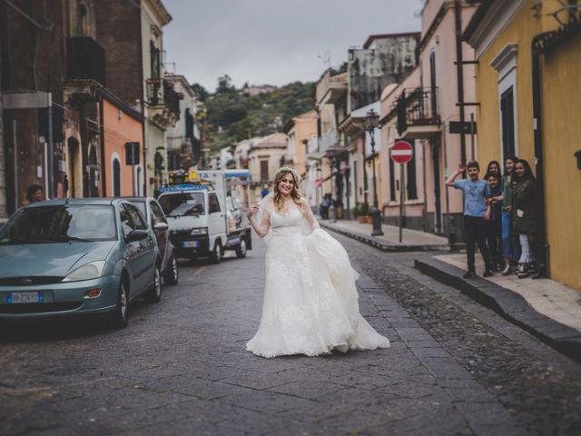 Il matrimonio di Manuel e Simona a Aci Castello, Catania 79