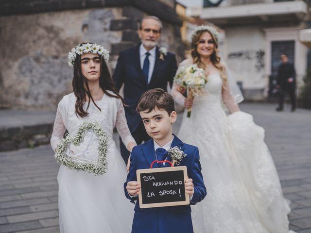 Il matrimonio di Manuel e Simona a Aci Castello, Catania 80