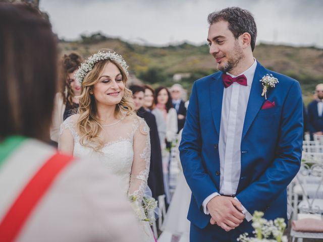 Il matrimonio di Manuel e Simona a Aci Castello, Catania 83