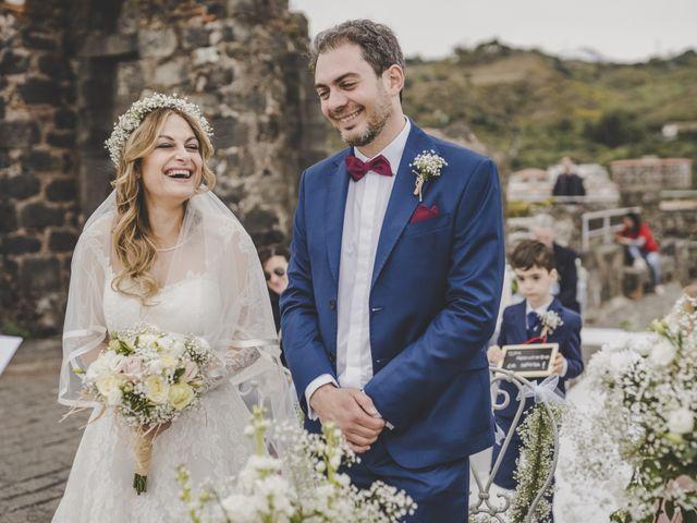 Il matrimonio di Manuel e Simona a Aci Castello, Catania 87