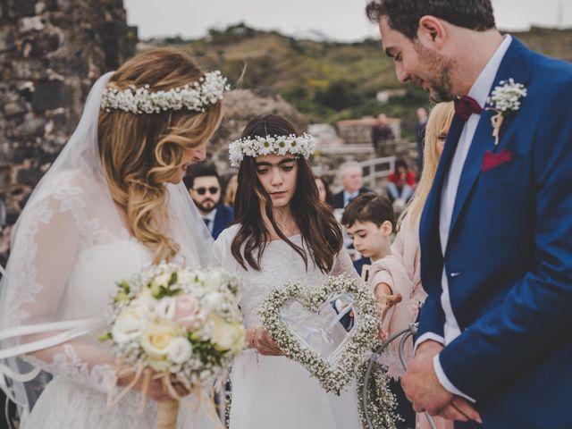 Il matrimonio di Manuel e Simona a Aci Castello, Catania 88