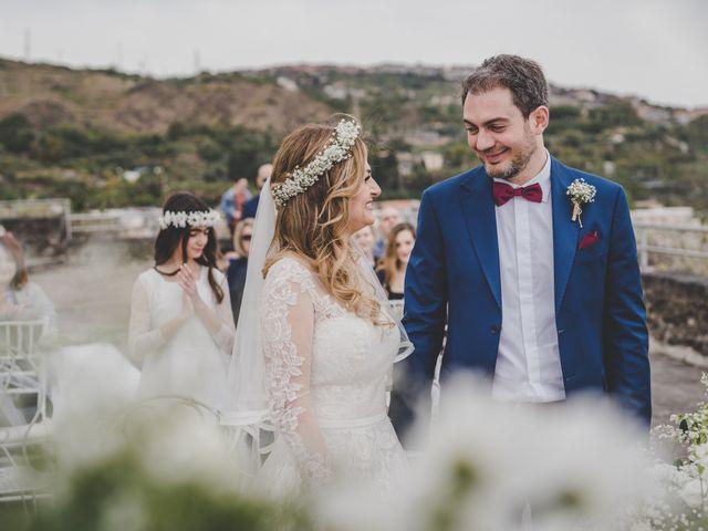 Il matrimonio di Manuel e Simona a Aci Castello, Catania 89