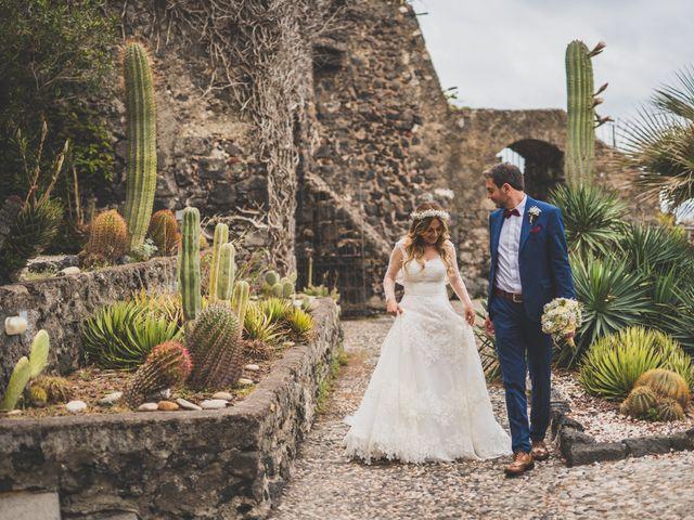 Il matrimonio di Manuel e Simona a Aci Castello, Catania 92