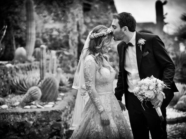 Il matrimonio di Manuel e Simona a Aci Castello, Catania 93