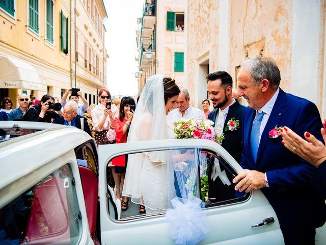 Il matrimonio di Davide e Vanessa a Ceriale, Savona 26