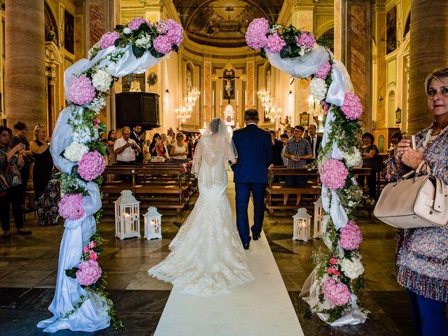 Il matrimonio di Davide e Vanessa a Ceriale, Savona 28