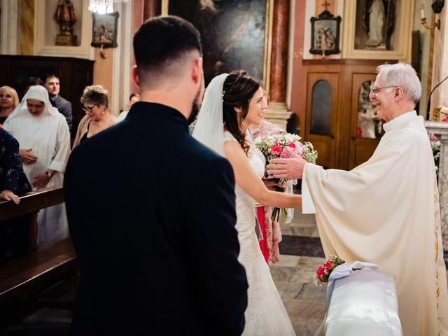 Il matrimonio di Davide e Vanessa a Ceriale, Savona 33