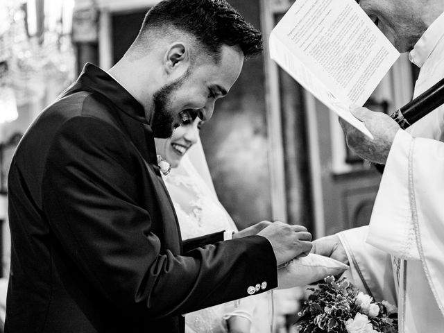 Il matrimonio di Davide e Vanessa a Ceriale, Savona 36