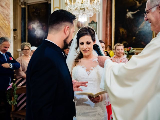 Il matrimonio di Davide e Vanessa a Ceriale, Savona 38