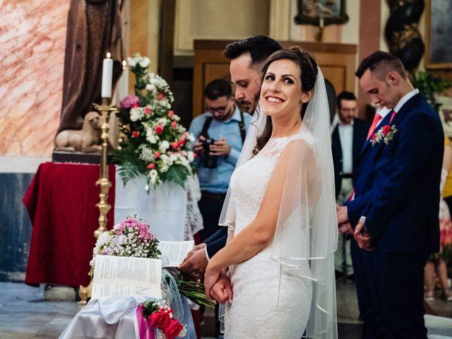 Il matrimonio di Davide e Vanessa a Ceriale, Savona 41