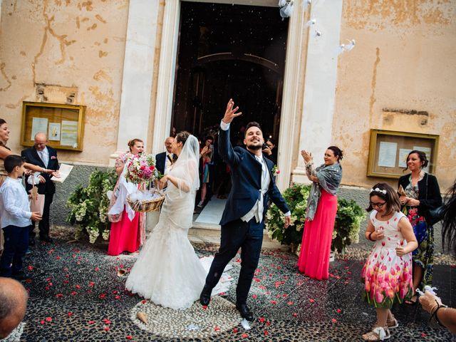 Il matrimonio di Davide e Vanessa a Ceriale, Savona 48
