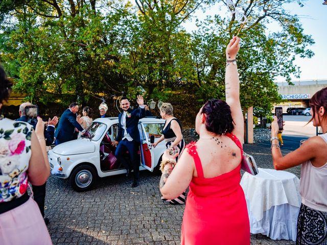 Il matrimonio di Davide e Vanessa a Ceriale, Savona 62