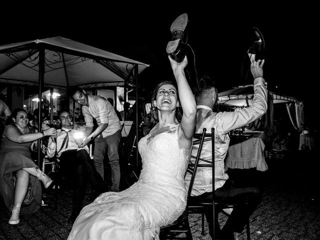 Il matrimonio di Davide e Vanessa a Ceriale, Savona 91