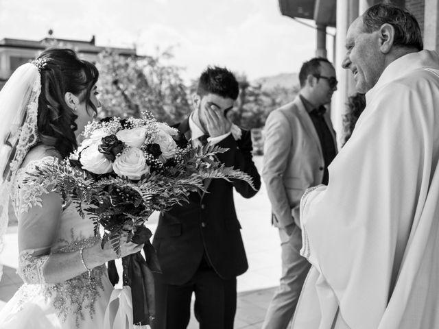 Il matrimonio di Marco e Luana a Verucchio, Rimini 10