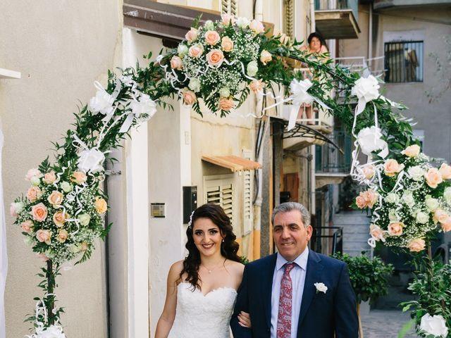 Il matrimonio di Saverio e Serena a Agrigento, Agrigento 14