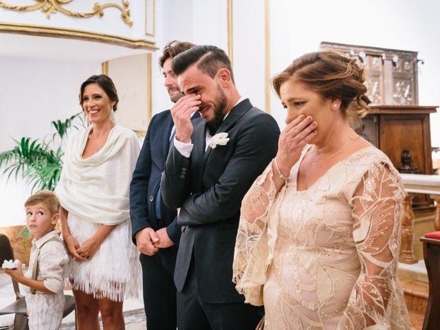 Il matrimonio di Saverio e Serena a Agrigento, Agrigento 16