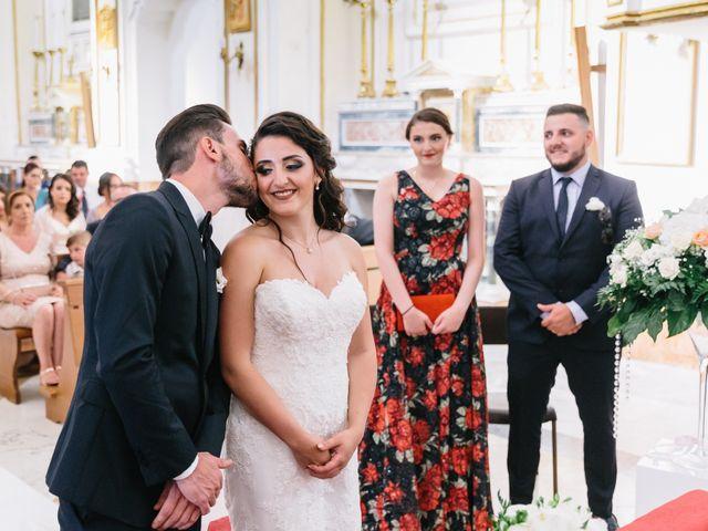 Il matrimonio di Saverio e Serena a Agrigento, Agrigento 17