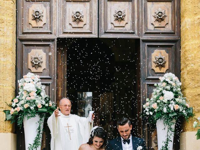 Il matrimonio di Saverio e Serena a Agrigento, Agrigento 18