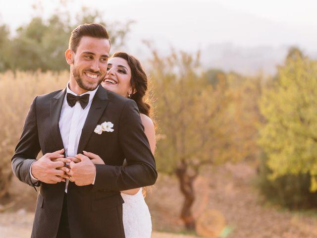 Le nozze di Serena e Saverio