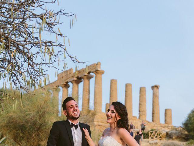 Il matrimonio di Saverio e Serena a Agrigento, Agrigento 20