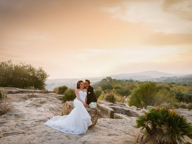 Il matrimonio di Saverio e Serena a Agrigento, Agrigento 2