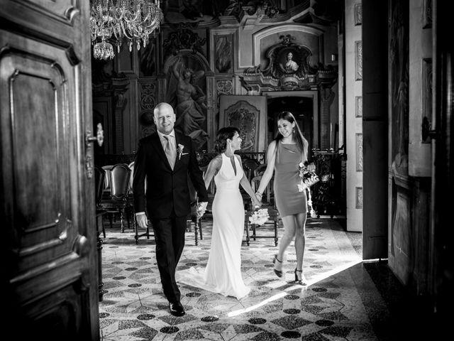 Il matrimonio di Thomas e Paola a Vimercate, Monza e Brianza 8