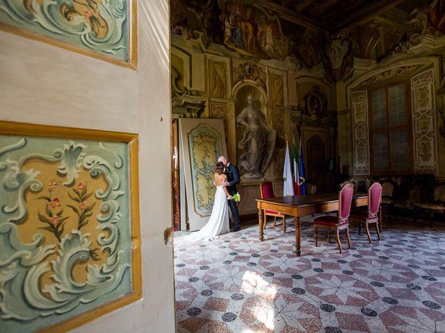 Il matrimonio di Thomas e Paola a Vimercate, Monza e Brianza 19