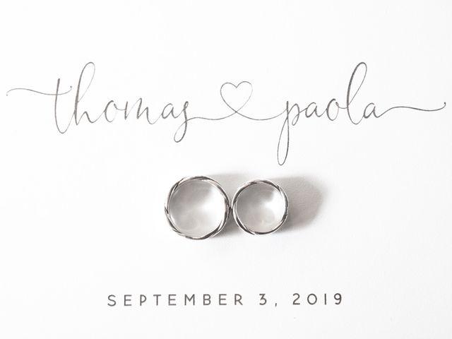 Il matrimonio di Thomas e Paola a Vimercate, Monza e Brianza 29