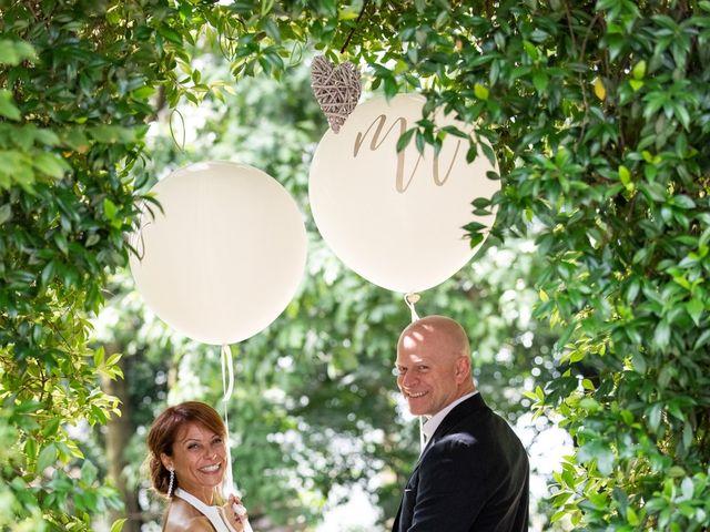 Il matrimonio di Thomas e Paola a Vimercate, Monza e Brianza 36
