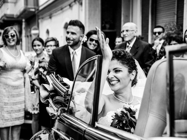 Il matrimonio di Daniele e Giada a Giarre, Catania 28