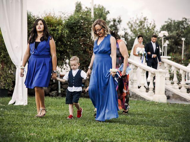 Il matrimonio di Daniele e Giada a Giarre, Catania 34