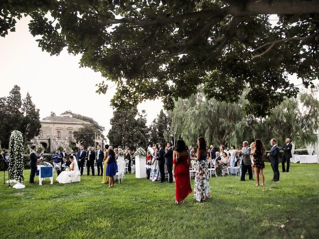Il matrimonio di Daniele e Giada a Giarre, Catania 36