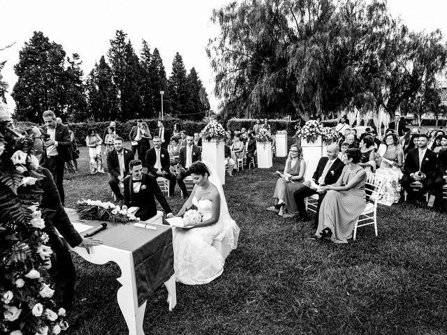 Il matrimonio di Daniele e Giada a Giarre, Catania 39