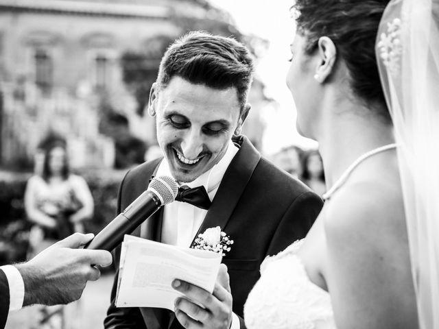 Il matrimonio di Daniele e Giada a Giarre, Catania 41