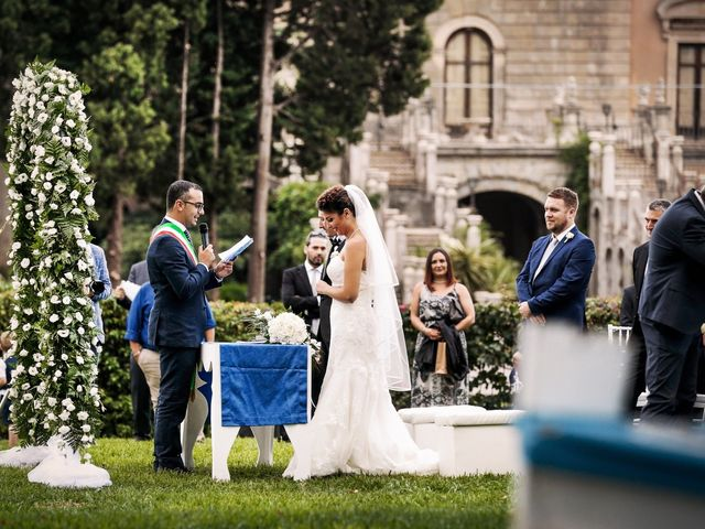 Il matrimonio di Daniele e Giada a Giarre, Catania 50